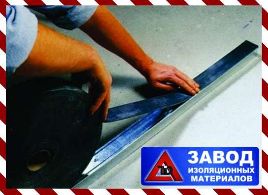 Дихтунгсбанд лента 30мм толщина 3мм уплотнительная самоклеющ в Новосибирске Фото 1