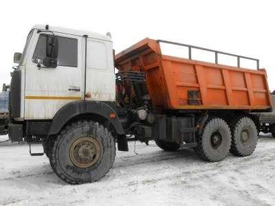 самосвал МАЗ 6517Х9 (410-000) в Сургуте Фото 2