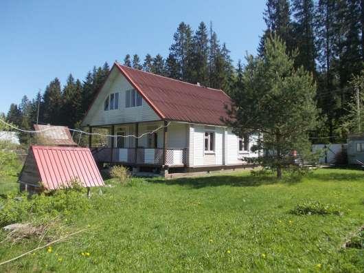 Дом 180 м с земельным участком 12.5 соток в п. Меньково
