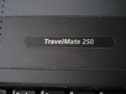 Ноутбук Acer TravelMate 252LC_DT