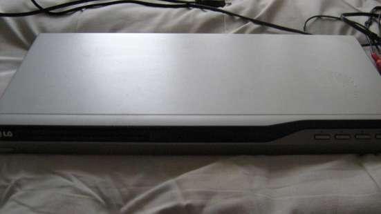 Продам CD-проигрыватель, LG DVD плеер