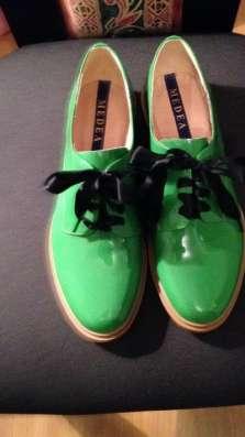 Женские туфли, Италия. Лакированная кожа в Москве Фото 1