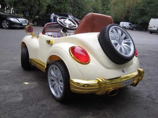 Детский электромобиль Bentley в Санкт-Петербурге Фото 5