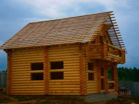 Строительство загородных домров и бань