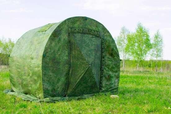 Мобильная (походная) баня ПБ-1
