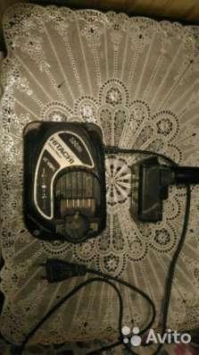 Зарядное устройство и аккумулятор для Hitachi DS10 в Курске Фото 1