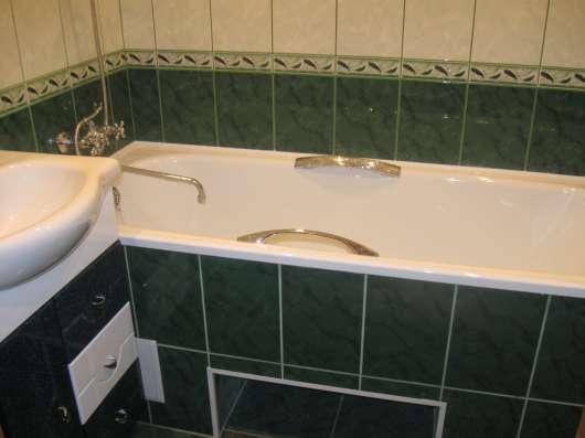 Ремонт ванной и туалетной комнат в Красноярске Фото 5