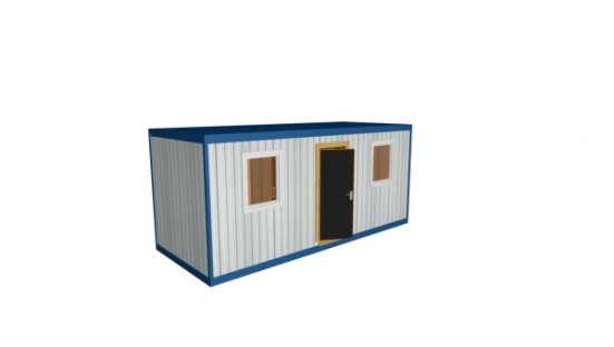 Блок контейнер от производителя в г. Дзержинский Фото 1