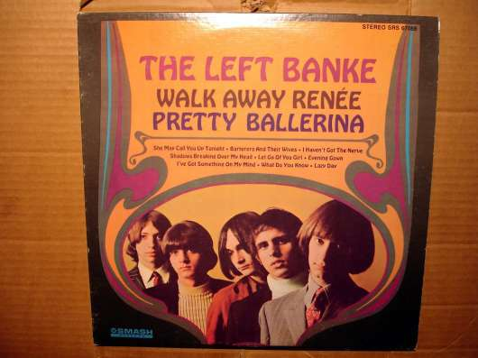 The Left Banke – Walk Away Renée / Pretty Ballerina