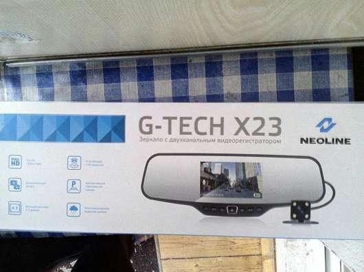 Видеорегистратор зеркало G-TECH X23 NEOLINE в Москве Фото 3