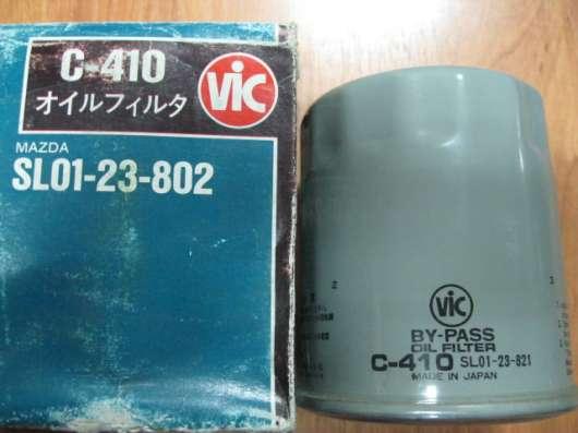 Фильтр масляный C-410 VIC