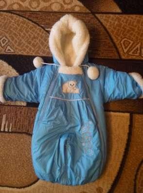 Продам детский зимний комбинезон в г. Киев Фото 2
