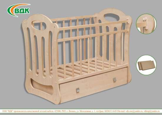 Кроватки для новорожденных в г. Волжск Фото 5