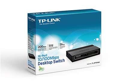 TP Link TL-SF 1016 D
