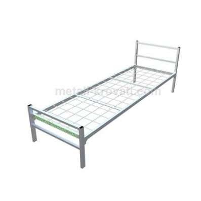 Железные армейские кровати, одноярусные металлические для больниц, бытовок, общежитий, интернатов, школ. От производителя. Низкие цены. в Сочи Фото 2