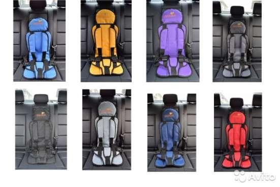 Бескаркасные автомобильные кресла для детей СМАЙЛ в Краснодаре Фото 3