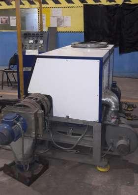 Гранулятор для полимеров (ПВД, ПНД, ПП) УПАК-4
