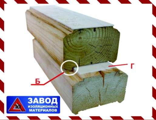 Ленты ППЭ 5/14 Межвенцовый уплотнитель в Новосибирске Фото 4