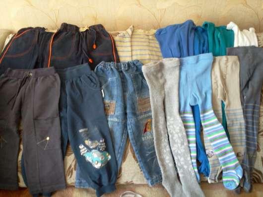 Вещи на мальчика 2-3 года (рост 92см)