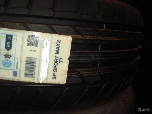 Новые японские Dunlop 225/45 R17 макс тт