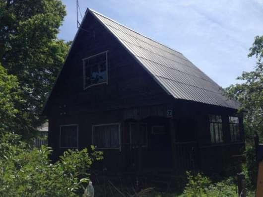 Продается дом с участком в деревне Аникино, Можайский район,90 км от МКАД по Минскому, Можайскому шоссе.