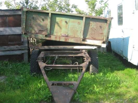 Продам прицеп Зил в Новосибирске Фото 1