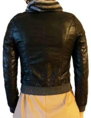 куртку  экокожа