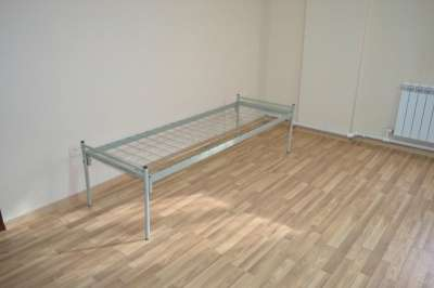 Кровати металлические армейского типа