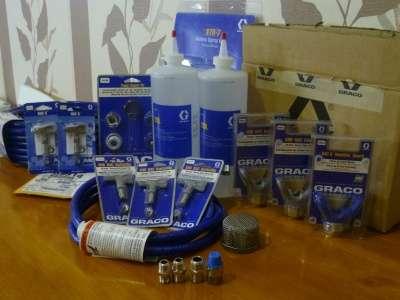 Окрасочный аппарат Graco KA 390