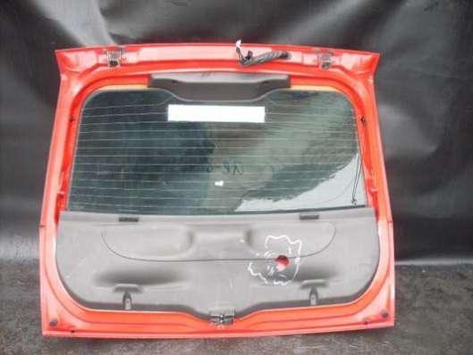 Бампер передний-фиат пунто 1998г-кпп-крылья-двери-подвеска в Москве Фото 2