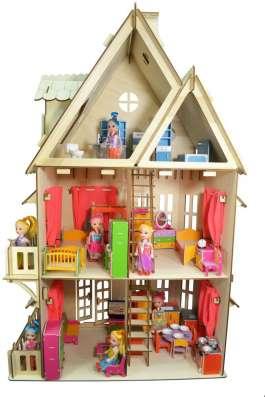 Кукольный Чудо-дом