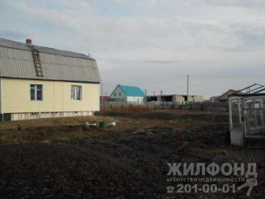 дом, Новосибирск, Маслянинская, 74 кв.м.