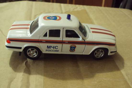 автомобиль Газ-31105 Волга МЧС в Липецке Фото 2