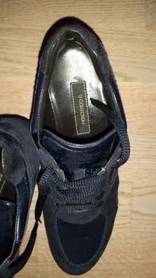 Кроссовки-сникерсы новые TJ Collection