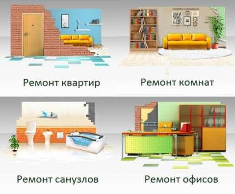 Ремонтные строительные работы в Томске Фото 1