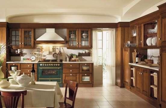 Элитные кухни на заказ