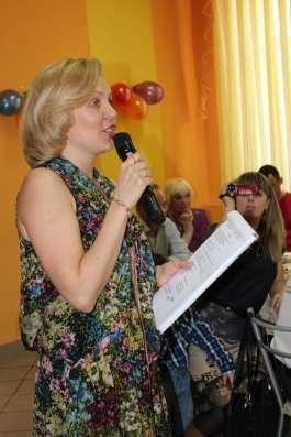 Ведущая - тамада + DJ на любое ваше праздничное мероприятие! в Новосибирске Фото 2