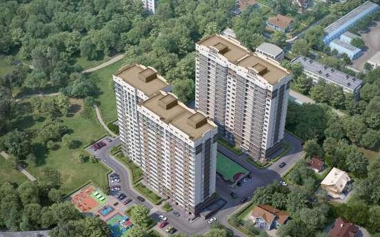 Квартира в жилом комплексе в Краснодаре Фото 4