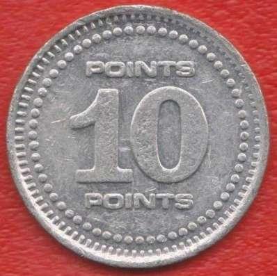 Жетон 10 points