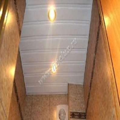 Потолочная рейка хвоя АВ, ВС тол.13,16 мм * ш.121 мм * дл.6м