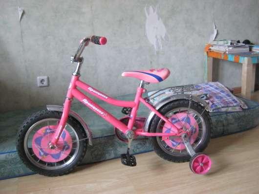 Велосипед для девочки 4-6 лет в Краснодаре Фото 1