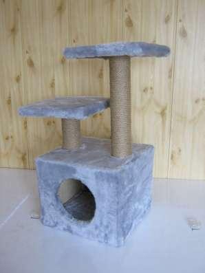 Домики для кошек. Новые