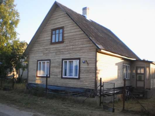 Продам дом в Эстонии на берегу Чудского озера