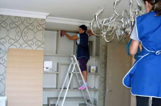 Уборка различных видов и сложностей в квартирах, офисах и др в г. Алматы Фото 4