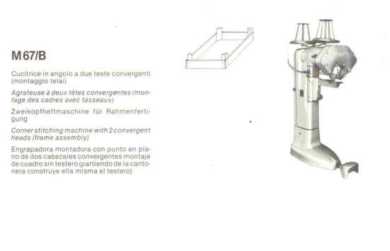 Оборудование для производства деревянных ящиков corali