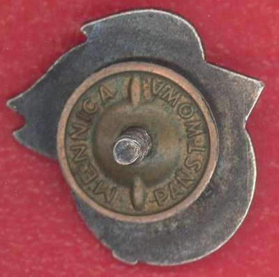 Польша Знак Союз добровольных пожарных дружин