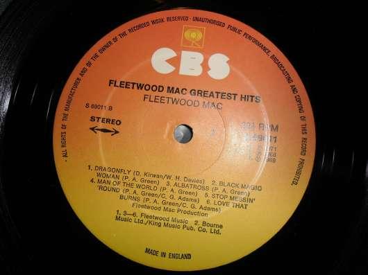 Fleetwood Mac – Fleetwood Mac Greatest Hits (UK) в Санкт-Петербурге Фото 1