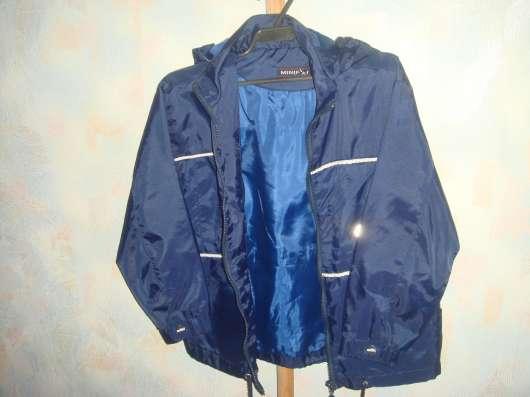 Куртка ветровка р.116