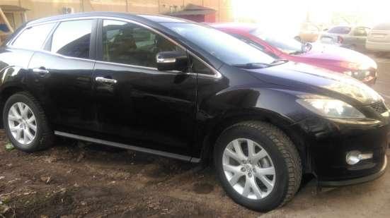 Продажа авто, Mazda, CX-7, Автомат с пробегом 140000 км, в Уфе Фото 3