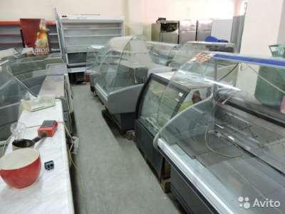 торговое оборудование Холодильные витрины в При